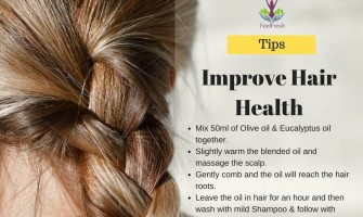 Improve Hair Health
