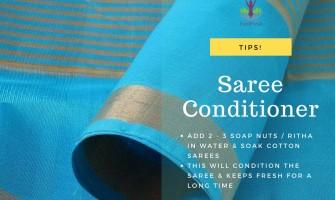 Saree Conditioner