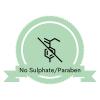 No Sulphate No Parabens No Phthalates