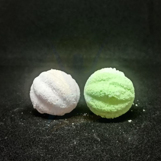 Small Sphere Fizzy Bombs (Set of 10)