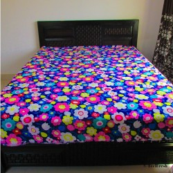 Blossom Flower Bed Spread
