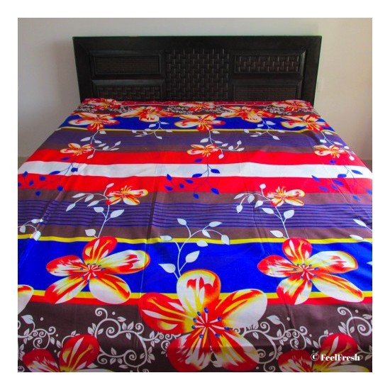 Printed Bed Spread