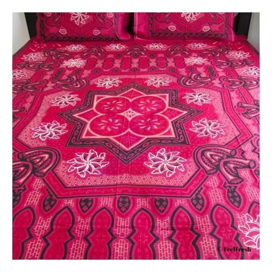 Red Bed Spread