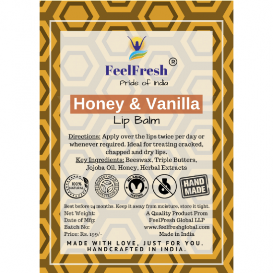 Honey & Vanilla