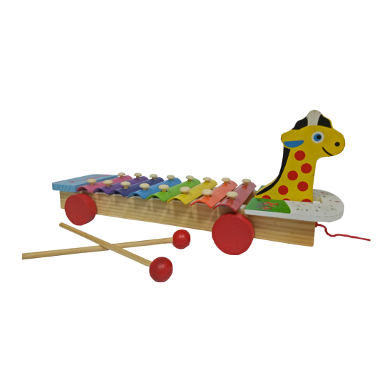 Pull-along Xylophone