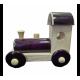 Train Engine Purple